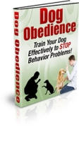Thumbnail Dog Obedience With MRR (Master Resale Rights)
