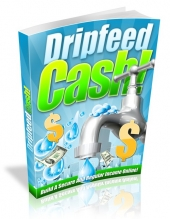 Thumbnail Dripfeed Cash! With MRR (Master Resale Rights)