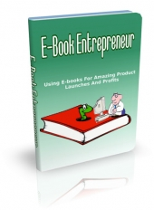 Thumbnail E-book Entrepreneur With MRR (Master Resell Rights)