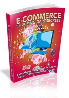 Thumbnail E-Commerce Shopping Cart Secrets With MRR (Master Resale Rights)