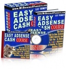 Thumbnail Easy Adsense Cash Course With MRR (Master Resale Rights)