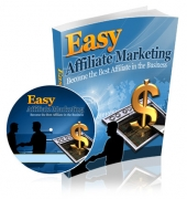 Thumbnail Easy Affiliate Marketing With MRR (Master Resell Rights)