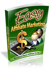Thumbnail Easy Affiliate Marketing MRR With MRR (Master Resell Rights)
