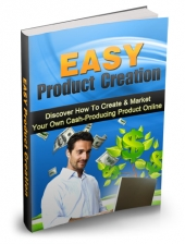 Thumbnail Easy Product Creation With MRR (Master Resell Rights)