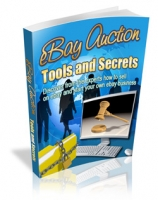Thumbnail eBay Auction Tools and Secrets With MRR (Master Resale Rights)