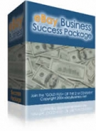 Thumbnail eBay Business Success Package With MRR (Master Resale Rights)