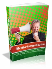 Thumbnail Effective Communication With MRR (Master Resale Rights)