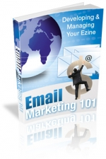 Thumbnail Email Marketing 101 With MRR (Master Resale Rights)