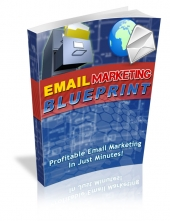 Thumbnail Email Marketing Blueprint With MRR (Master Resale Rights)