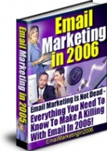 Thumbnail Email Marketing in 2006 With MRR (Master Resale Rights)