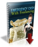 Thumbnail Emergency Cash With Freelancing With MRR (Master Resale Rights)