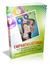 Thumbnail Emphatic Listening With MRR (Master Resale Rights)