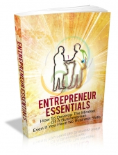 Thumbnail Entrepreneur Essentials With MRR (Master Resale Rights)
