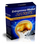 Thumbnail Entrepreneur Mindset Secrets With MRR (Master Resale Rights)