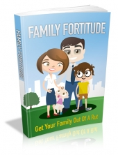 Thumbnail Family Fortitude With MRR (Master Resell Rights)