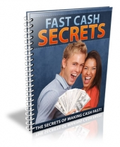 Thumbnail Fast Cash Secrets With MRR (Master Resale Rights)