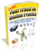 Thumbnail Fast Track to Online Profits With MRR (Master Resale Rights)