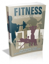 Thumbnail Fitness Resolution Fortress With MRR (Master Resale Rights)