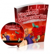 Thumbnail Fitness and Wellness for You With MRR (Master Resell Rights)