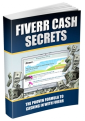 Thumbnail Fiverr Cash Secrets With MRR (Master Resell Rights)