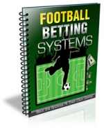 Thumbnail Football Betting Systems With MRR (Master Resale Rights)