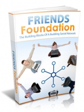 Thumbnail Friends Foundation With MRR (Master Resell Rights)