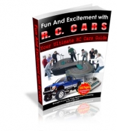Thumbnail Fun And Excitement With R.C. Cars With MRR (Master Resale Rights)