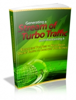 Thumbnail Generating a Stream of Turbo Traffic and Maintaining It With MRR (Master Resale Rights)
