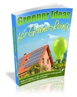 Thumbnail Greener Living for Greener Living With MRR (Master Resale Rights)