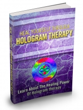 Thumbnail Heal Yourself Through Hologram Therapy With MRR (Master Resale Rights)