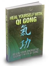 Thumbnail Heal Yourself With Qi Gong With MRR (Master Resale Rights)