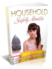 Thumbnail Household Safety Monitor With MRR (Master Resell Rights)