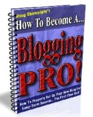 Thumbnail How to Become A Blogging Pro! With MRR (Master Resell Rights)
