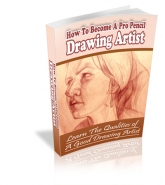 Thumbnail How To Become A Pro Pencil Drawing Artist With MRR (Master Resale Rights)