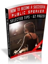 Thumbnail How To Become A Successful Public Speaker With MRR (Master Resale Rights)