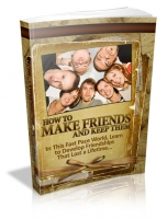 Thumbnail How To Make Friends And Keep Them With MRR (Master Resale Rights)