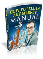 Thumbnail How To Sell In Any Market Manual With MRR (Master Resale Rights)