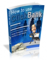Thumbnail How To Use ClickBank With MRR (Master Resale Rights)