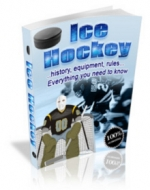 Thumbnail Ice Hockey With MRR (Master Resale Rights)