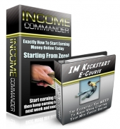 Thumbnail Income Commander With MRR (Master Resell Rights)
