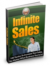 Thumbnail Infinite Sales With MRR (Master Resell Rights)