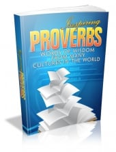 Thumbnail Inspiring Proverbs With MRR (Master Resale Rights)