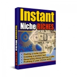Thumbnail Instant Niche Riches With MRR (Master Resale Rights)