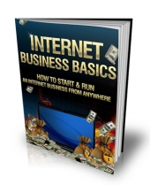 Thumbnail Internet Business Basics With MRR (Master Resale Rights)