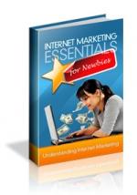 Thumbnail Internet Marketing Essentials For Newbies With MRR (Master Resale Rights)