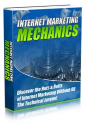 Thumbnail Internet Marketing Mechanics With MRR (Master Resale Rights)