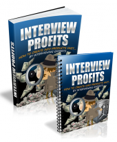 Thumbnail Interview Profits With MRR (Master Resell Rights)