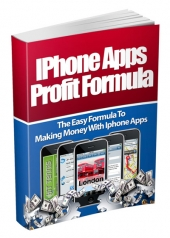 Thumbnail Iphone Apps Profit Formula With MRR (Master Resell Rights)