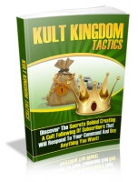 Thumbnail Kult Kingdom Tactics With MRR (Master Resale Rights)