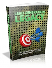 Thumbnail Lead Generation Legacy With MRR (Master Resale Rights)